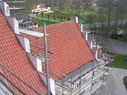 Sankt Olofs kyrka, taket 4