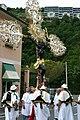 Sant'Eusebio - Madonna di Caravaggio - Processione - 011 - Il Cristo nero.jpg