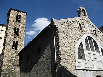 Església de Sant Julià i Sant Germà - Església de Sant Julià i Sant Germà