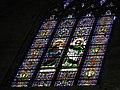 Sant Just, vitrall de Sant Josep i Sant Joan.jpg