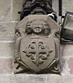 Sant Silyn, Wrecsam Parish Church of St. Giles, Wrexham, Wales xz 10.jpg
