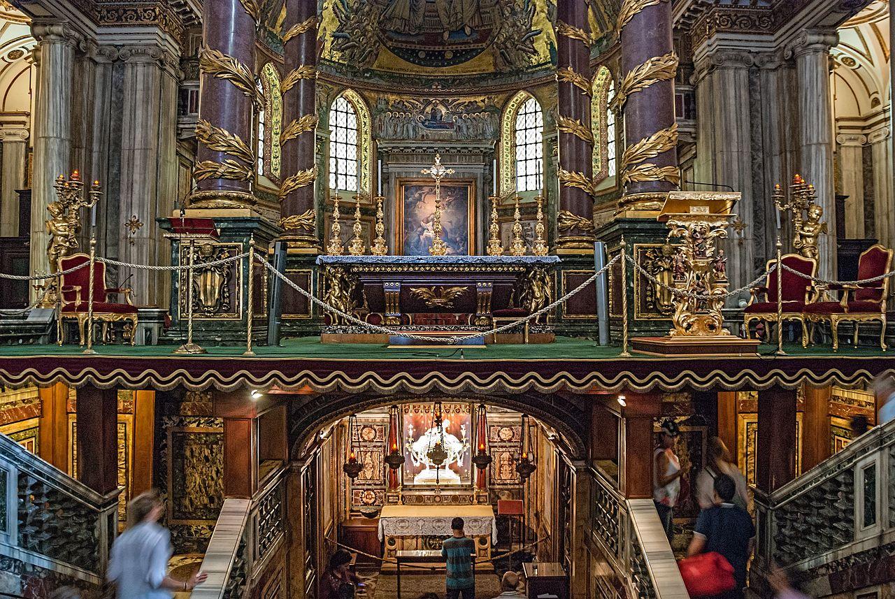 File Santa Maria Maggiore Rome 15046716379 Jpg