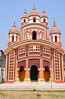 Santinath Siva temple at Chandrakona, of Paschim Medinipur district in West Bengal.jpg