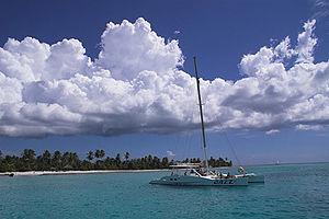 Saona Island - Image: Saona
