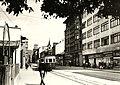 Sarajevo Tram-58 Line-2 Ulica-Marsala-Tita Early-1950s.jpg