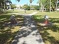 Sarasota FL Mable Ringling Memorial Fountain path01.jpg