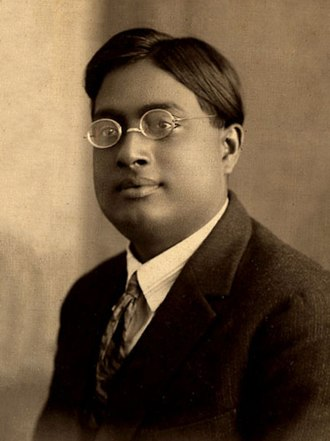 Indian National Science Academy - Satyendra Nath Bose