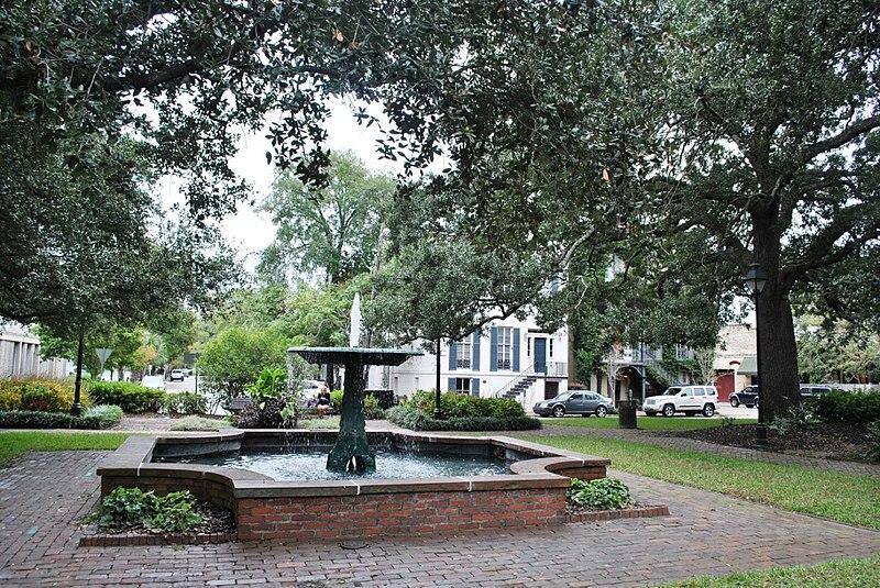 Pontos turísticos de Savannah Geórgia