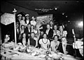 Savoy Theatre table at the Midnight Theatrical Ball from The Powerhouse Museum.jpg