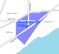 Scarborough Village map.PNG