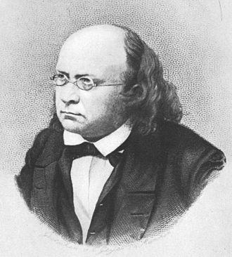 Karl Friedrich Schimper - Image: Schimper Karl Friedrich 1866