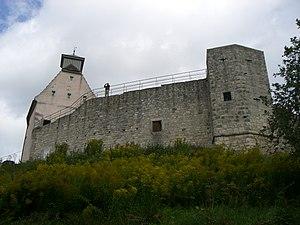 Auenwald - Ebersberg Castle