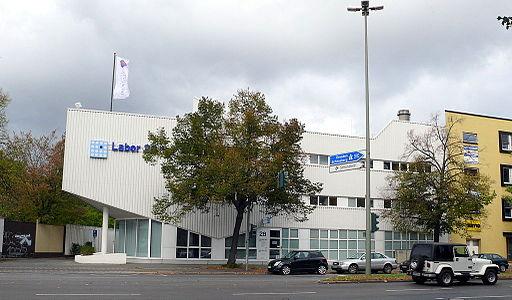 Schmargendorf Mecklenburgische Straße Labor 28