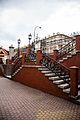 Schody wejściowe przy kościele p.w. św. Antoniego w Przemyślu ul. Jagiellońska 2 prnt.jpg