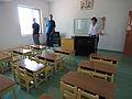 School classroom, Tongbong Cooperative Farm (14996466640).jpg