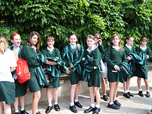 1768bd46964 School uniforms in England - Wikipedia