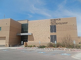 University of Texas of the Permian Basin - Science and Technology Building