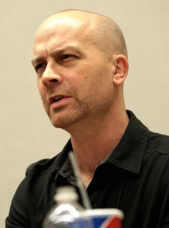 Scott Sigler - Sigler at Phoenix Comicon in May 2017.