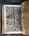 Scuola fiamminga, libro d'ore, novembre (ognissanti), fiandre, 1450-75 ca. 02.JPG