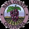 Official logo of Napa County, California