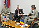 SecArmy thanks returning service members during Romania visit 140920-A-HG995-003.jpg