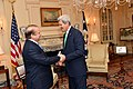 Secretary Kerry Greets Pakistani Prime Minister Sharif (10404261685).jpg