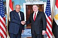 Secretary Pompeo Meets With Egyptian Foreign Shoukry (46751541984).jpg