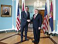 Secretary Pompeo Meets with Serbian President Vucic (49608640093).jpg