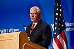 Secretary Tillerson Delivers Remarks at the Wilson Center in Washington (38672574492).jpg