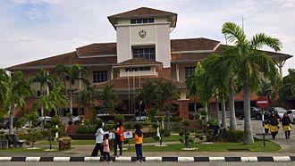 Sekolah Seri Puteri - The main building