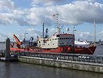Sentinel at Liverpool Cruise Terminal - 2012-08-31 (16).JPG