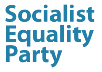 Logo der Socialist Equality Party