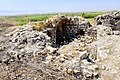 September 11, 2016. Ruins of an Ottoman's post at the ancient mound of Yasin Tepe. Shahrizor Plain, Sulaymaniyah Governorate, Republic of Iraq.jpg
