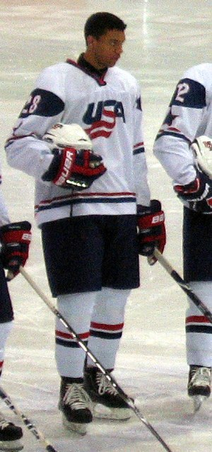 2013 NHL Entry Draft - Seth Jones was selected fourth overall by the Nashville Predators.