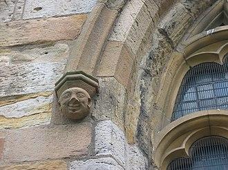Seton Collegiate Church - Image: Seton Chapel 4