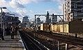 Shadwell DLR station MMB 03.jpg