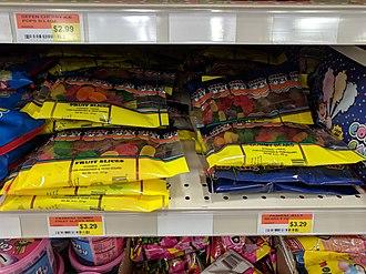 Kosher foods - Kosher gummy bears