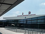 Shanghai Hongqiao International Airport Terminal 1 20170721.jpg