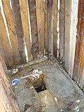 Shared pit latrine in Kaptembwo (Nakuru) (5163739154).jpg