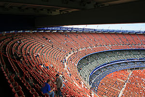 Seating assignment - Seating arrangement in Shea Stadium