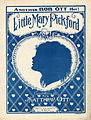 Sheet music cover - LITTLE MARY PICKFORD (1917).jpg