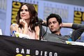 Shelley Hennig & Dylan O'Brien (36097481796).jpg