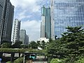 Shenzhen City Center from train for Guangzhou East Station.jpg