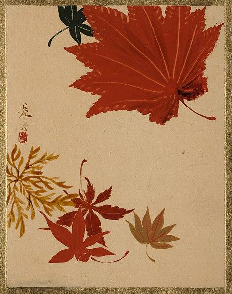 shibata zeshin - image 5