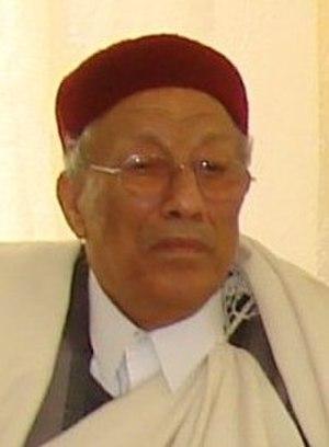 Muhammad az-Zanati - Image: Shikh azanati