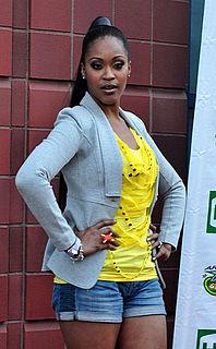 Shontelle Barbadian singer