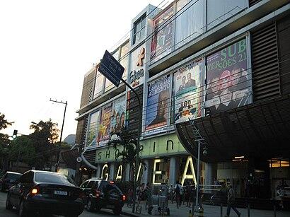 Como chegar até Shopping Da Gávea com o transporte público - Sobre o local