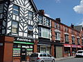 Shops on St Mary's Road, Liverpool L19.jpg