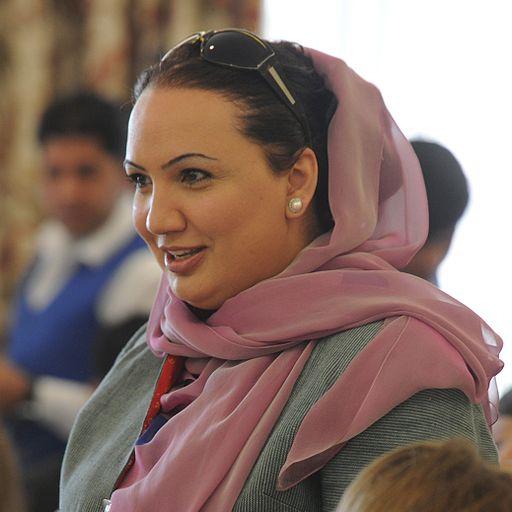 Shukria Barakzai in March 2011-cropped
