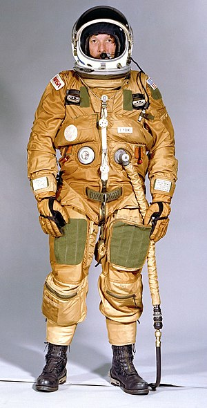 Shuttle Ejection Escape Suit - Shuttle Ejection Escape Suit